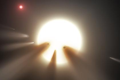 Названа чудовищная судьба Солнца