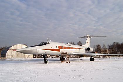 «Уникальный» российский самолет попал в ИК-прицел истребителя F-16