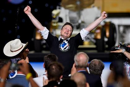 Илон Маск заявил о гордости после запуска корабля Crew Dragon