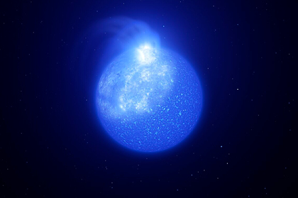 Раскрыто загадочное поведение необычных звезд