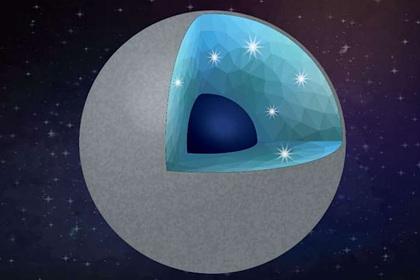 Раскрыто существование безжизненных алмазных планет