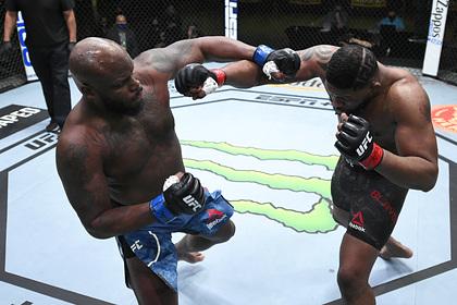 Появилось видео лучших моментов UFC Fight Night 185