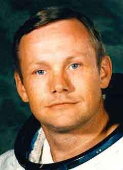 Нил Армстронг. Фото с сайта www.nasa.gov