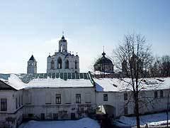 ЦЕРКОВЬ В ЯРОСЛАВЛЕ. Фото Сергея Рублёва, Лента.Ру