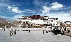 СТОЛИЦА ТИБЕТА ЛХАСА. Фото с сайта www.amazingchinatours.com