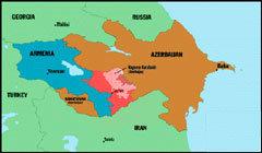 КАРТА АЗЕРБАЙДЖАНА и НАГОРНОГО КАРАБАХА с сайта www.azer.com Кликните карту, чтобы увеличить ее в отдельном окне