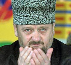 АХМАД КАДЫРОВ. Фото REUTERS
