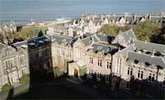Университет в Сент-Эндрюсе, фото с сайта Pythonology.org