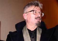 Эдуард Лимонов - основатель и лидер НБП. Фото Юлии Вишневецкой, Лента.Ру