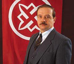 Александр Баркашов. Фото с сайта РНЕ