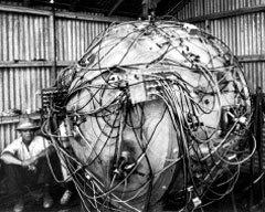 Первая ядерная бомба, фото с сайта utexas.edu