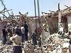 Последствия теракта в Знаменском 2003 года. Фото с сайта Sedmitza.ru
