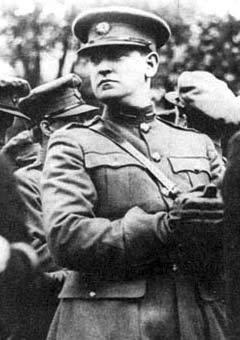 Майкл Коллинз, один из создателей ИРА, фото с сайта wikipedia.org