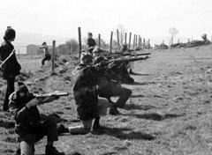 Боевики ИРА, фото Имона Мело