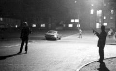 Ночной дозор боевиков ИРА, фото Имона Мело