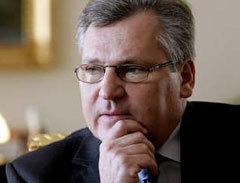 Президент Польши Александр Квасьневский, фото Reuters