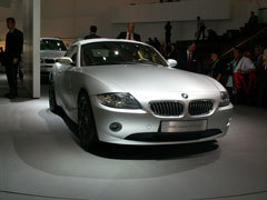 Фотогалерея BMW Concept Z4 Coupe