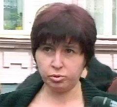 Элла Кесаева. Кадр НТВ