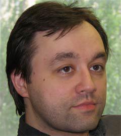 """Дмитрий Леонов, один из ведущих российских экспертов по компьютерной безопасности, создатель сайта BugTraq.ru, один из авторов """"Атаки из Internet"""""""
