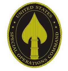Эмблема USSOCOM, иллюстрация с официального сайта