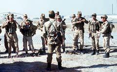 Спецназ ГРУ в Афганистане, фото с сайта wikipedia.org