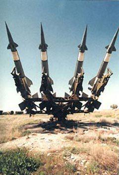 ЗРК С-125 (Sa-3). Фото с сайта Pvo.guns.ru