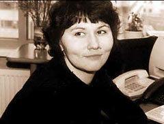 Экс-глава информационной службы REN TV Елена Федорова, фото с сайта novayagazeta.ru