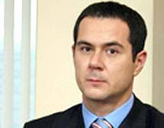 Генеральный директор холдинга REN TV Александр Орджоникидзе, фото с сайта телеканала