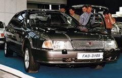 Представительский автомобиль ГАЗ-3105
