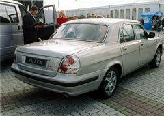 "Последняя модернизация ""Волги"" ГАЗ-31107"