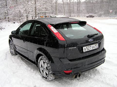 Ford Focus Coupe 2,0 - фотогалерея