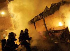 Последствия погромов во Франции, фото Reuters