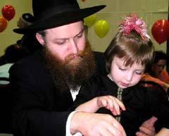 Раввин Михоэль Мишуловин. Фото с сайта Агентства еврейских новостей