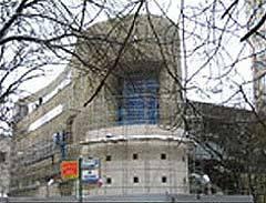 Синагога на Большой Бронной улице, фото с официального сайта синагоги