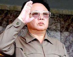 Ким Чен Ир, фото AFP