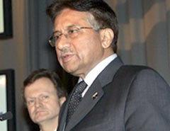 Первез Мушарраф, фото AFP