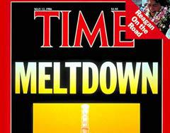 Обложка журнала Time за май 1986 года, с сайта amazon.com