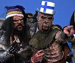 Участники финской группы Lordi, фото AFP