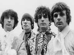 Pink Floyd образца 1967 года. Фото с сайта sydbarrett.net