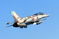 """Истребитель F-16 """"Суфа"""". Фото с сайта israeli-weapons.com"""