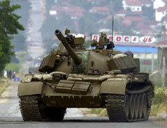 Танк Т-55. Фото с сайта armor.kiev.ua