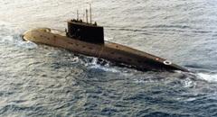 Подлодка проекта 877ЭКМ ВМС Ирана. Фото с сайта fas.org