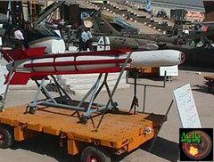 Управляемая бомба Qadr. Фото с сайта globalsecurity.org