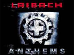 """Обложка диска """"Anthems"""" с официального сайта Laibach"""