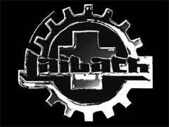Лого Laibach с официального сайта группы