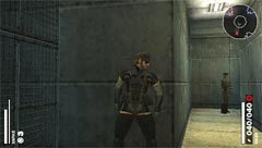 Скриншот Metal Gear Solid: Portable Ops