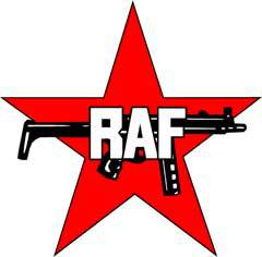 """Эмблема """"Фракции Красной армии"""". С сайта de.wikipedia.org"""