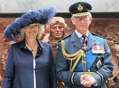 Камилла и Чарльз. Фото с сайта .bbm.org.uk