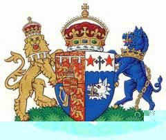 Герб герцогини Корнуэльской. Фото с сайта wikipedia.org