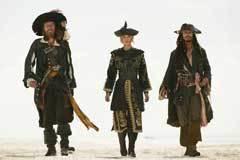 """Галерея кадров и роликов к фильму """"Пираты Карибского моря. На краю света"""""""